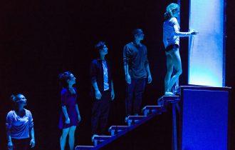 Слово в движении тела. «Реверс» в Театре мюзикла