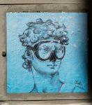 Стрит-арт | blub | David