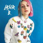 Дизайн | Laser B. | Laser B. Kate в значках Laser B.