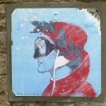 Стрит-арт | blub | Dante