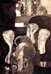 Живопись | Густав Климт | Юриспруденция, 1899-1907. Уничтожена в 1945