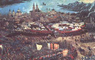 Любимая картина Наполеона. Альбрехт Альтдорфер
