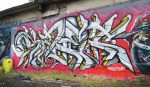 Граффити | Sasha Saet x Meros