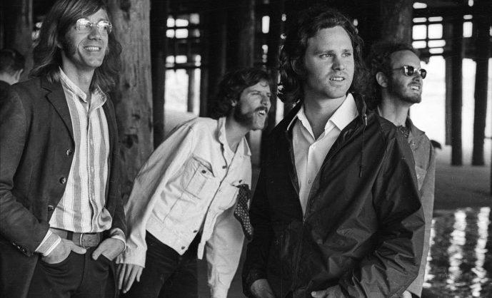 Когда закончится музыка... Mr. The Doors