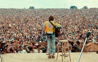 Лесозаготовки для Woodstock