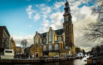 Westerkerk. Размер не имеет значения