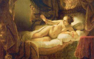 Драма наготы. «Даная» Рембрандта ван Рейна