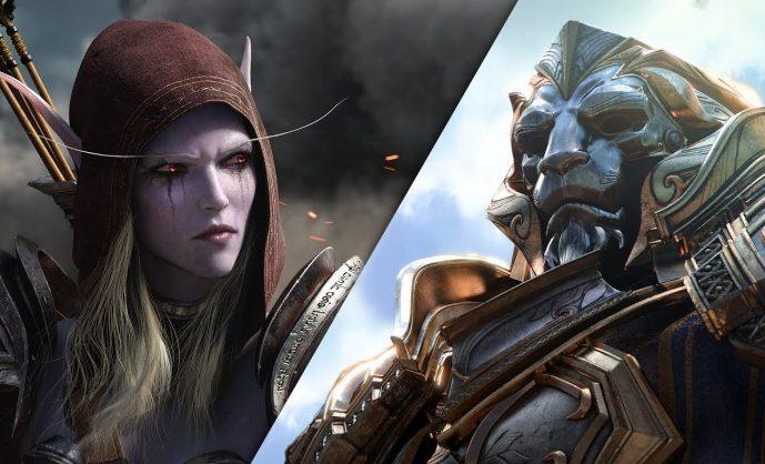Make love and Warcraft