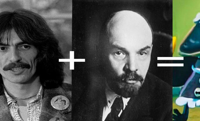 Beatles + Виски + Ленин = «Пластилиновая ворона»