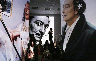 Призванный спасти искусство от пустоты… «Живые сны» Сальвадора Дали в Люмьер-Холле