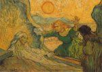 Живопись | Винсент Ван Гог | Воскрешение Лазаря