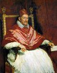Живопись | Диего Веласкес | Портрет папы Иннокентия X