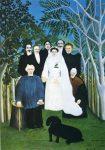 Живопись | Анри Руссо | Свадьба, 1905