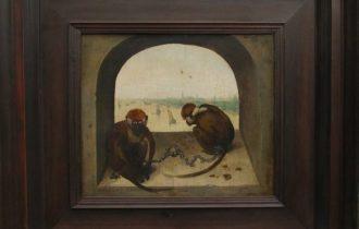 О людях и обезьянах. Питер Брейгель Старший