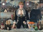 Живопись | Эдуард Мане | Бар «Фоли-Бержер», 1882