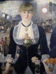 Живопись | Эдуард Мане | Бар «Фоли-Бержер», 1882 (Фрагмент)