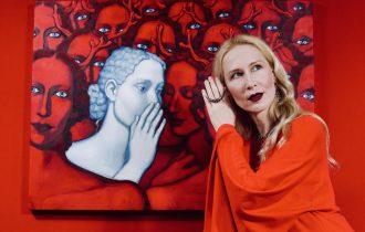 Анастасия Рюрикова-Саймс. Любовь и ярость