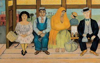 5 картин выставки «Viva la Vida» в Манеже, которые помогут понять творчество Фриды Кало и Диего Риверы