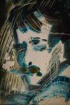 Живопись | Анатолий Зверев | Автопортрет, 1969