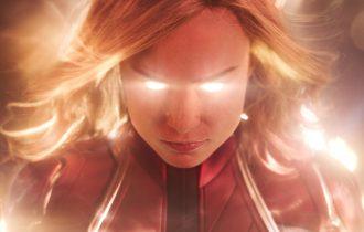 Капитан Марвел - антидот для Таноса