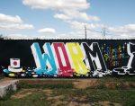 Граффити | Даниил Червяк (Worm)