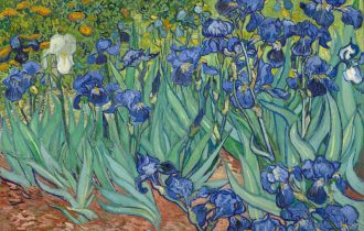 Флориография, или язык цветов в искусстве