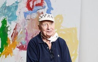 Георг Базелиц — хороший художник плохой живописи