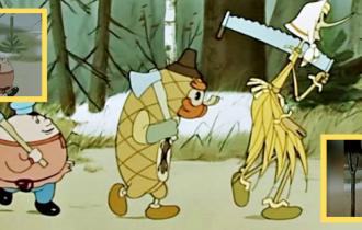 Притча о предательстве. «Три лесоруба» по сказке «Пузырь, Соломинка и Лапоть»