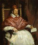 Живопись | Диего Веласкес | Портрет папы Иннокентия X, 1650