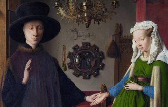 «Портрет четы Арнольфини» Яна ван Эйка: символы и загадки