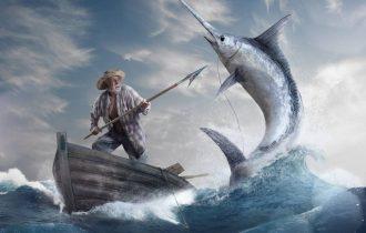 «Старик и море». Эрнест Хемингуэй