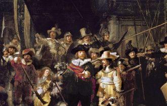 Рембрандт 1936: духовная жизнь Человека
