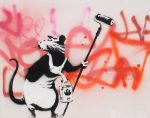 Граффити | Бэнкси