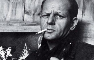 Джексон Поллок – укротитель брызг