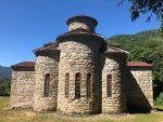Архитектура | Нижний Архыз | Северный храм, апсиды