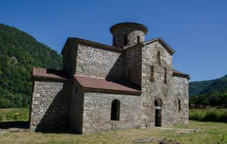 Архитектура древних Алан, истоки
