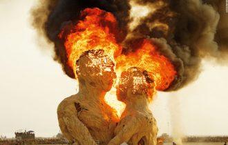 Burning Man: праздник человеческого творчества