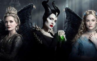 Малефисента: Владычица тьмы или жила была Джоли