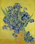 Живопись | Винсент ван Гог | Букет ирисов, 1890