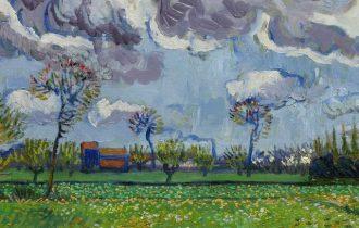 Ван Гог и мифология его жизни