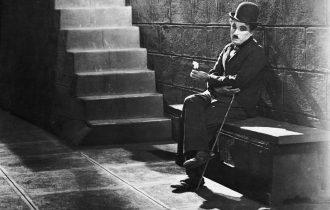 Чарли Чаплин. Слепящие «Огни большого города»
