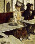 Живопись | Эдгар Дега | Абсент, 1876