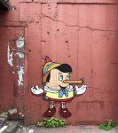Граффити | Ches | Pinocchio Needle Cap