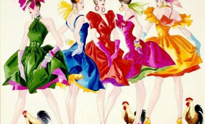 Антонио Лопес - Пигмалион в мире моды
