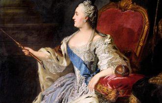 Екатерина Великая против честной публицистики