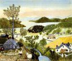 Живопись | Бабушка Мозес | A Beautiful World, 1948