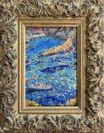 Живопись | Юлия Мамонтова Голубая лагуна frame