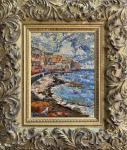 Живопись | Юлия Мамонтова  На побережье Сицилии