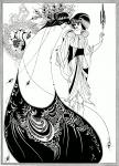 Живопись | Павлинья юбка (The Peacock Skirt 1893)