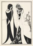 Живопись |  Иоанн Креститель и Саломея [John and Salome, 1894]